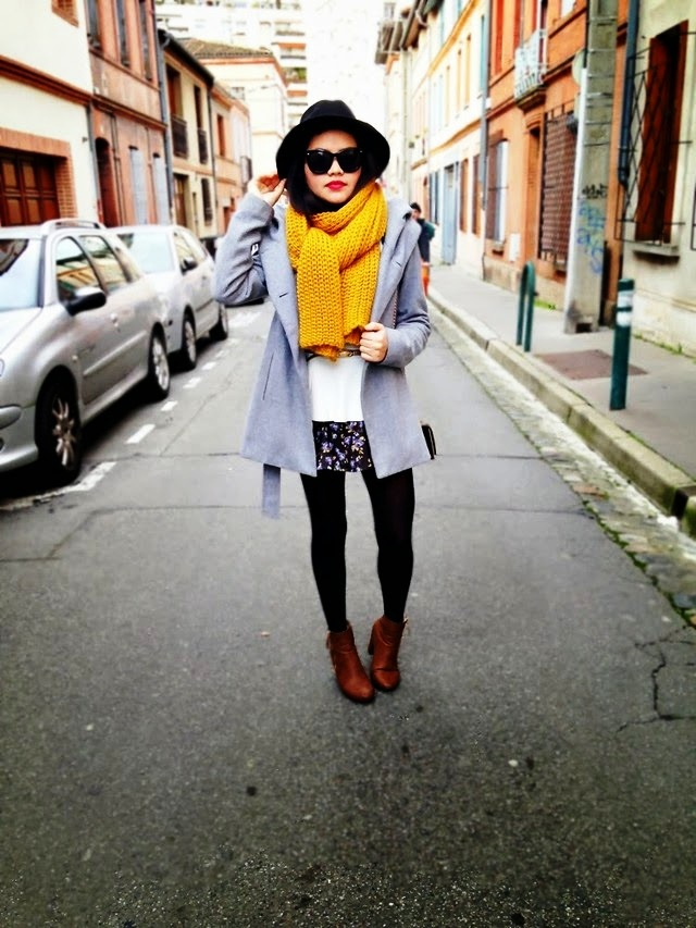 2016 Winter Street Style Casual