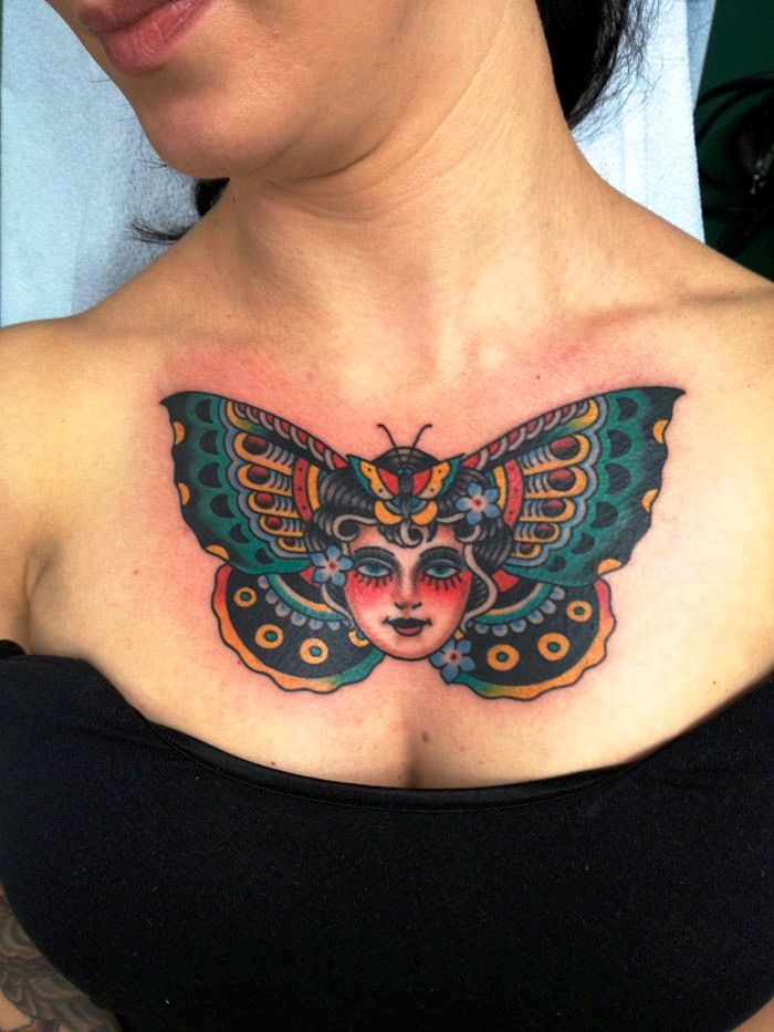 25 butterfly tattoos ideas for women to try