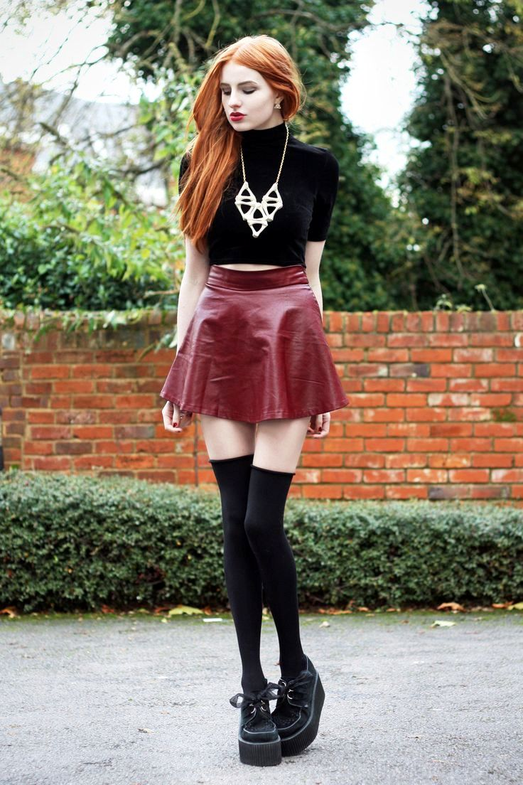 Grunge womens fashion ideas