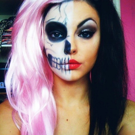 Pretty halloween ideas for makeup
