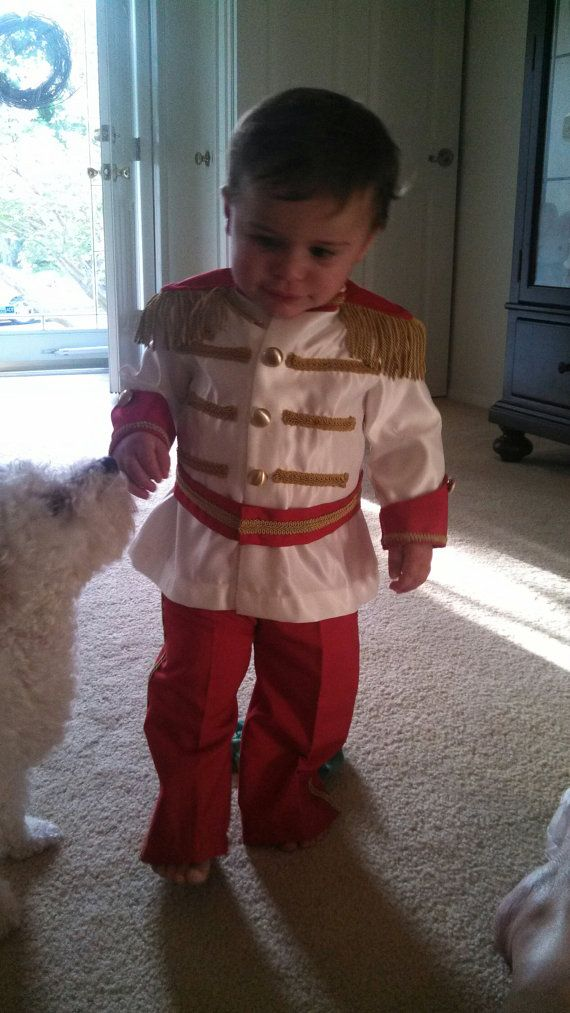 Baby Beckett Prince Charming Costume
