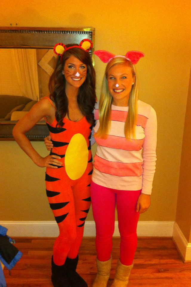 Best Friend Halloween Costume Ideas