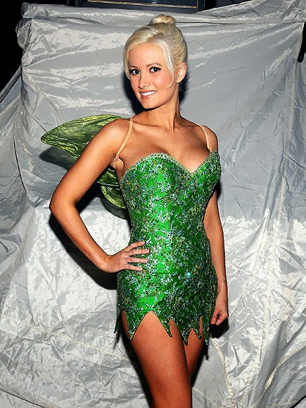 Holly Madison Tinkerbell Costume