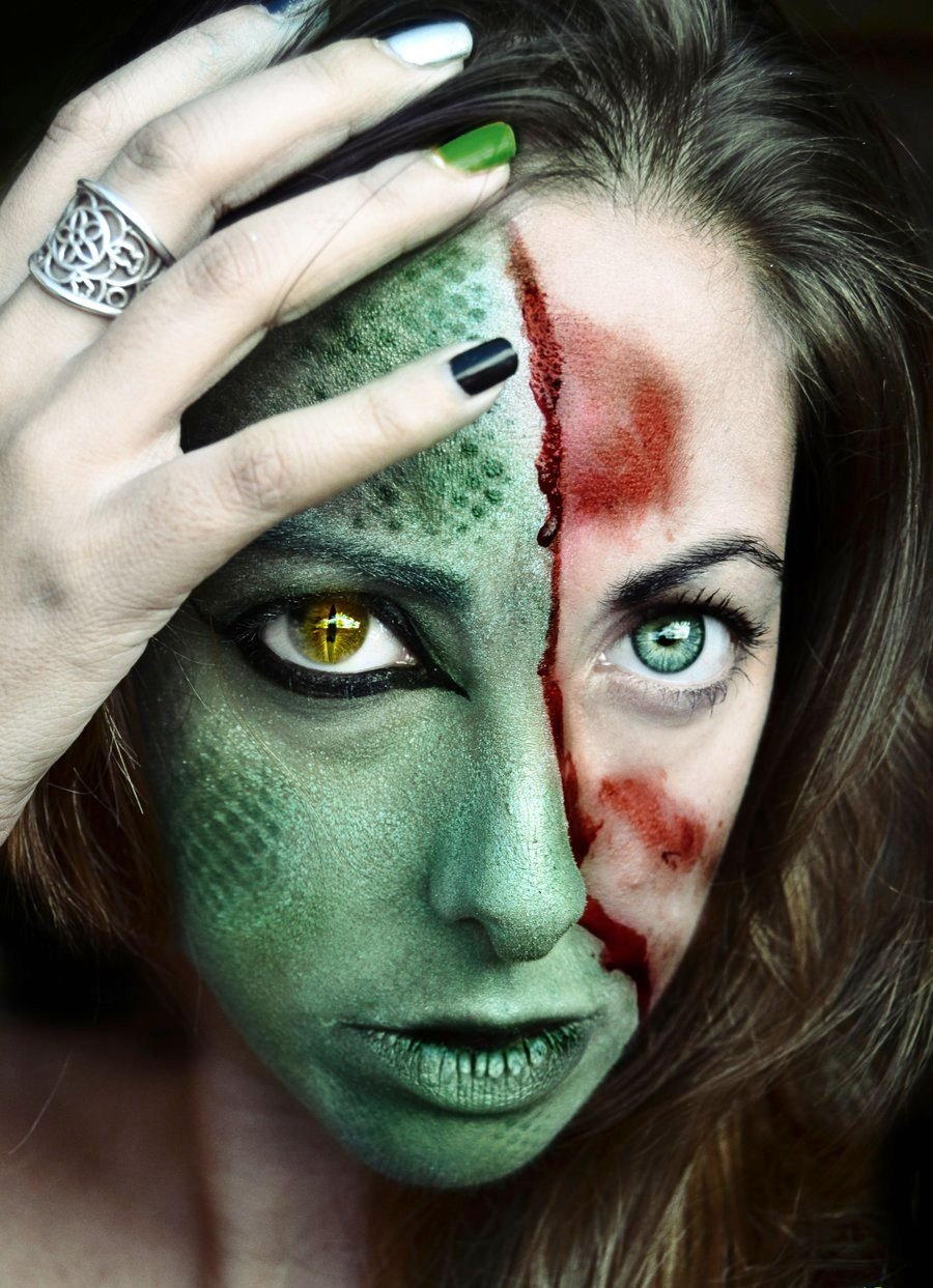 30 awesome halloween makeup ideas for women