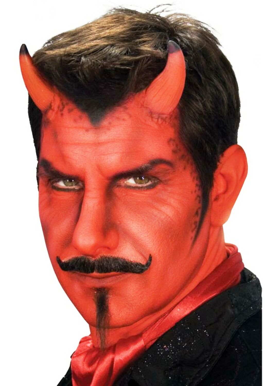 Men's Devil Makeup