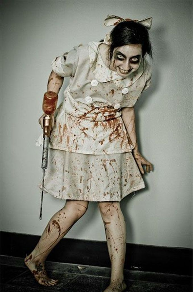 Scary Halloween Costume Ideas For Girls