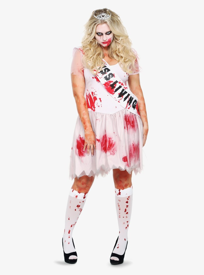 zombie plus sized women