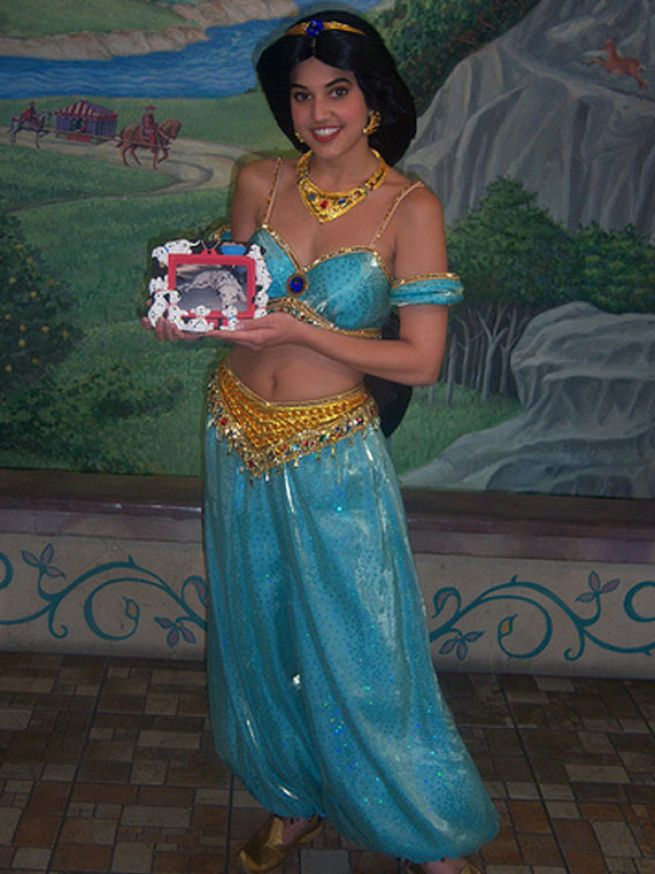 Disney Princess Jasmine Costume Adult