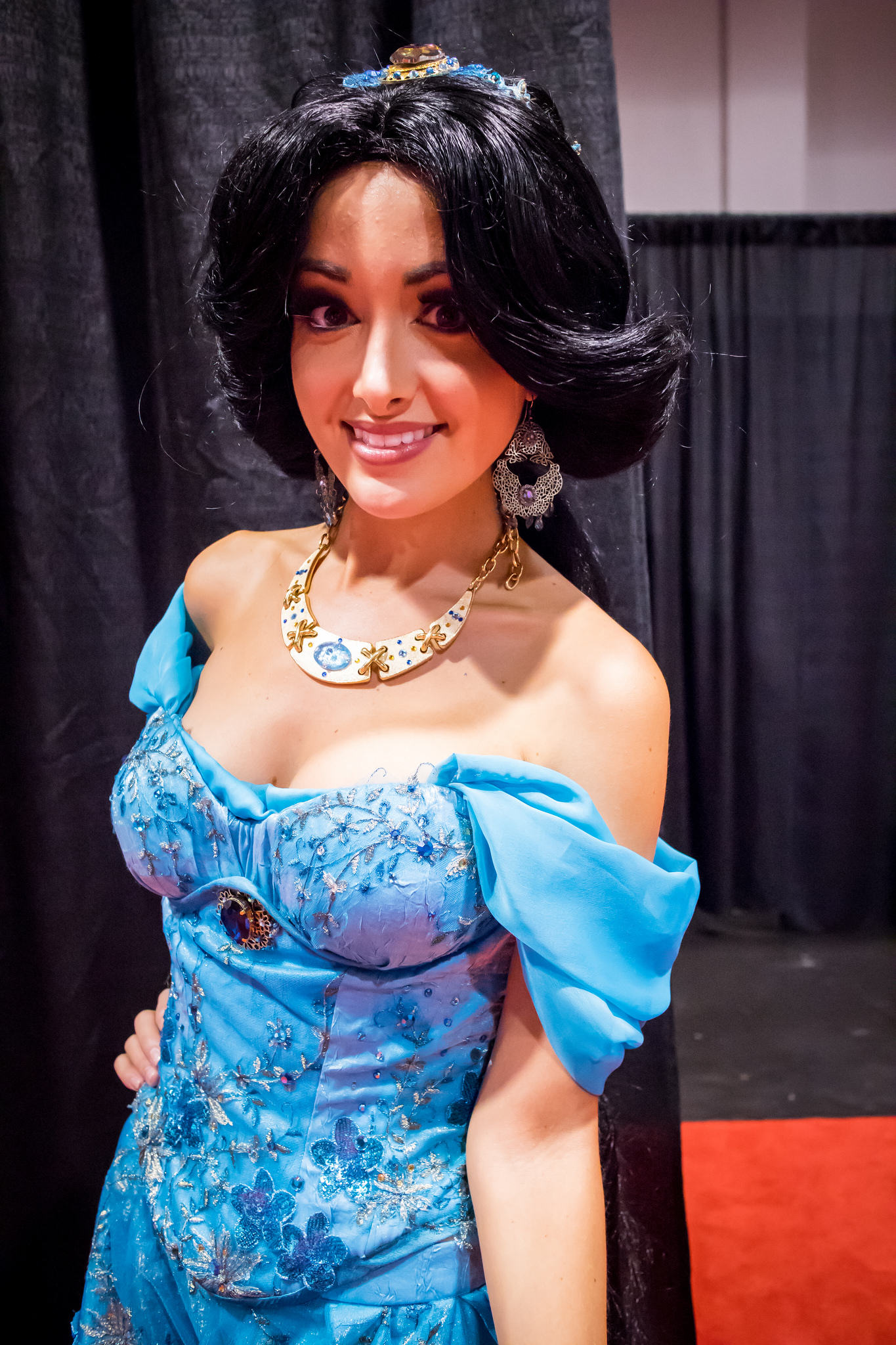 Disney Princess Jasmine Halloween Costumes For Girls