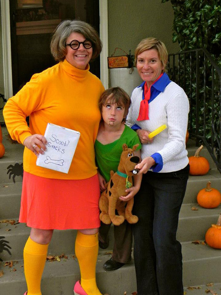 The Scooby Doo Crew