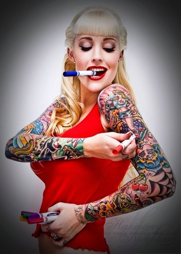 10 Best Arm Tattoos For Women In 2016 - Flawssy