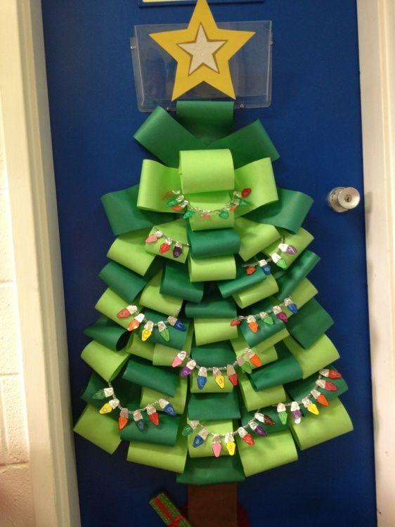 christmas-tree-classroom-door-decoration-ideas