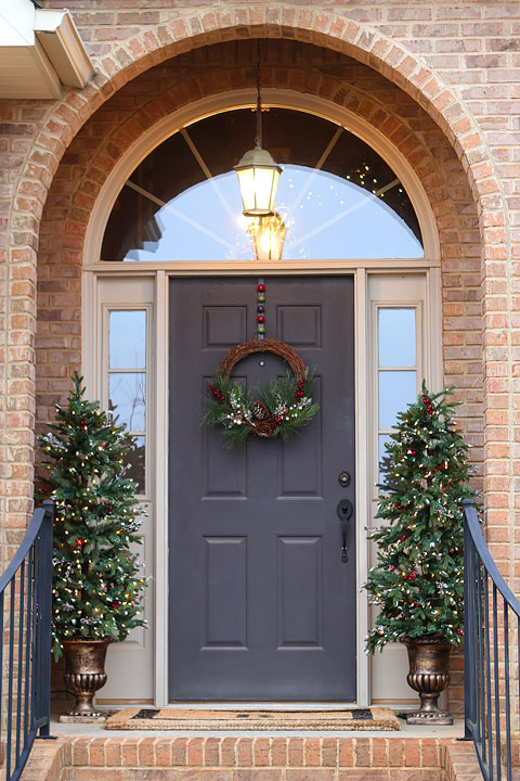 front-door-christmas-decoration-ideas