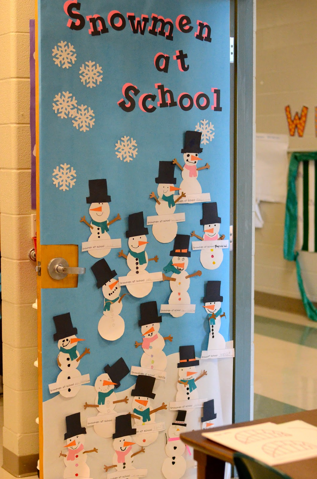 Cute Classroom Christmas Decorations To Copy In 2016 - Flawssy