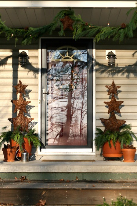 rustic-outdoor-christmas-decorating-ideas