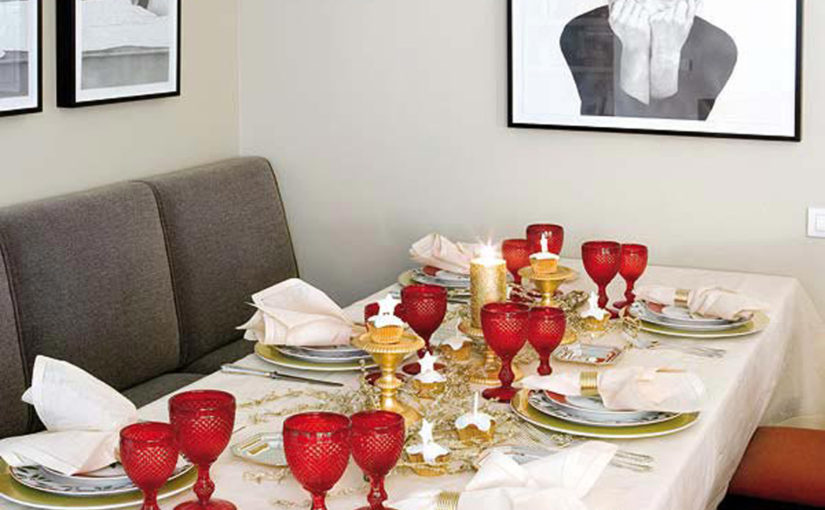 Christmas Table Decorations Ideas To Copy