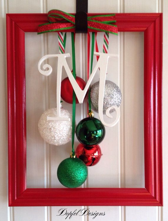 whimsical-christmas-ornament-frame