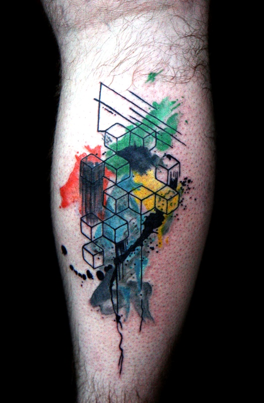 abstract-tattoo