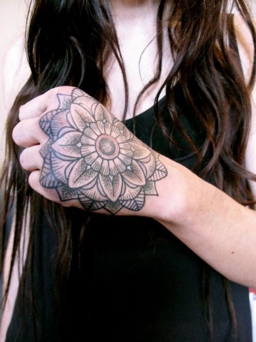 geometric-flower-tattoo-hand