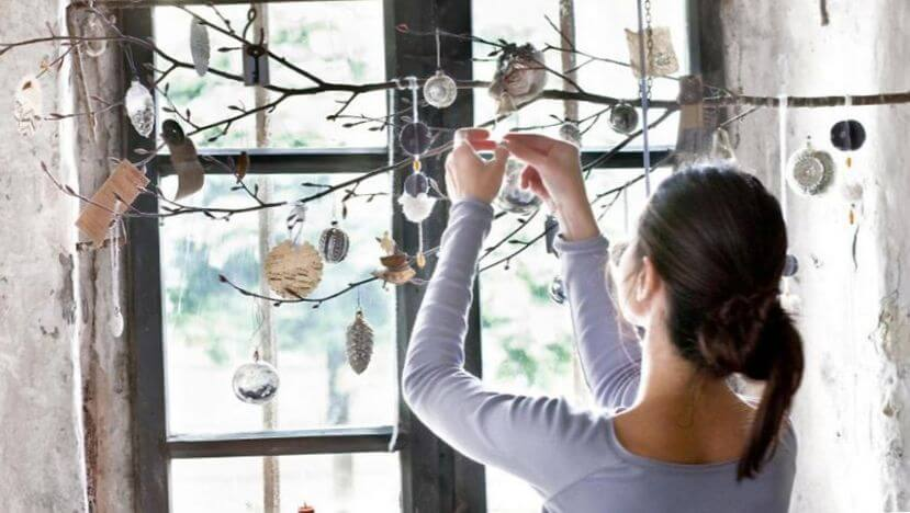 30 ideas of window decoration for christmas