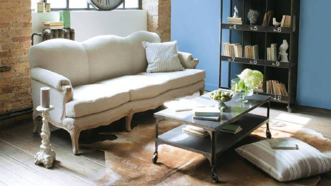 Beige for a stylish living room (1)