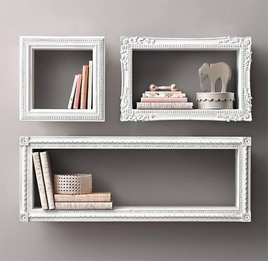 Shelf frames (1)